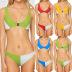 matching chest strap buckle sexy swimsuit women bikini NSHL2052
