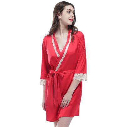 Two-piece Sexy Nightdress NSMR12738