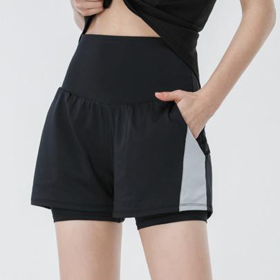 Anti-empty Wear Running Fitness Yoga Shorts  NSDS14723