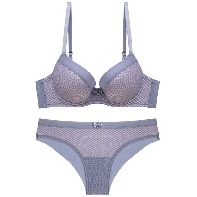 Gather Sexy Lace Underwear Set NSCL27490