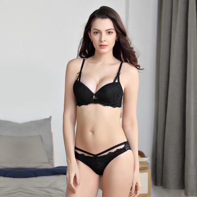 No Steel Lace Sexy Underwear Set NSWM30472