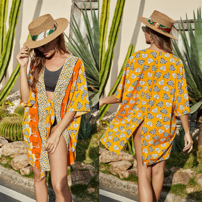 Summer Sexy Sunscreen Casual Blouse NSLM42564