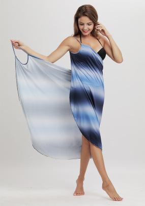 Fashion Sunscreen Beach Long Dress NSOY46167