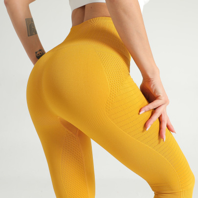 New Fitness High Waist Yoga Pants NSNS47249