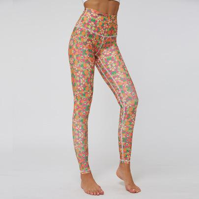 High Waist Sports Yoga Pants NSNS47274