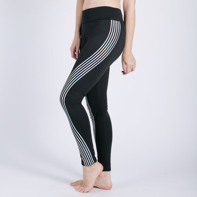 Fitness Yoga Printing Leggings NSNS47290