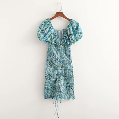 New Wholesale Spring Wrapped Chest Strapless Bag Hip Skirt Dress  NSAM56018