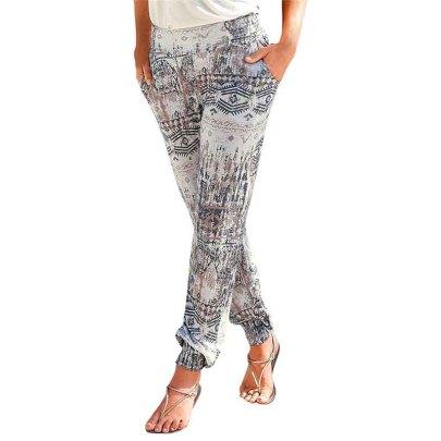 New High-waisted Color Casual Slim Thin Pants NSYIS56331