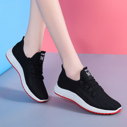 Spring New Casual Summer Breathable Travel Shoes NSZSC57056