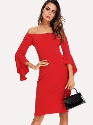 Summer New Chiffon Waist Thin And Temperament Long Skirt  NSLIB57117