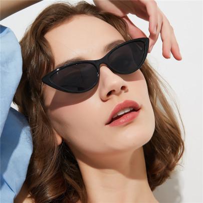 Semi-metal Retro Sunglasses  NSXU57286