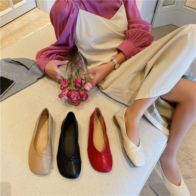 Autumn New Fashionable And Comfortable Maternity Shoes  NSHU58276