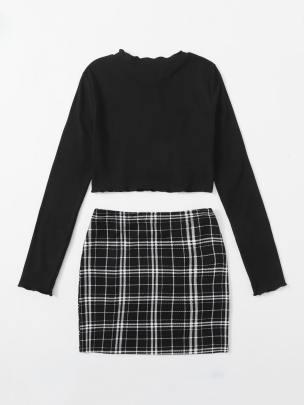 New Black Pure Color Comfortable Fashion Suits NSCAI59777