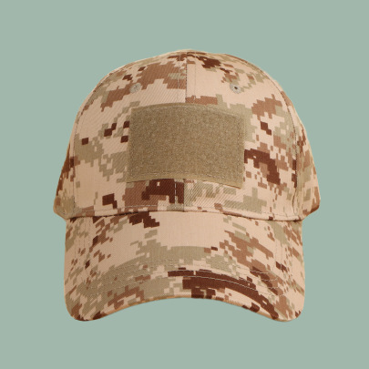 SunshadeCamouflage Baseball Cap NSTQ55485