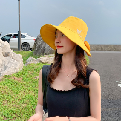 Outdoor Double-sided Wearable Fisherman Hat NSCM55556