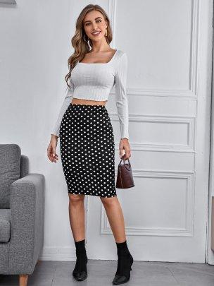 New Printed Comfortable Fashion Skirts NSCAI62453