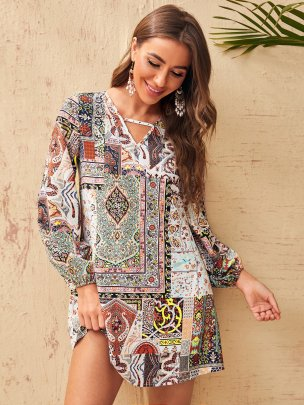 New Fashion Comfortable Summer And Spring Dresses NSCAI62452