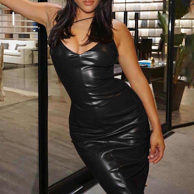 sexy tight-fitting elegant generous dress NSYID62434