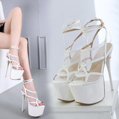 New Summer Platform Mesh Sandals NSSO62418