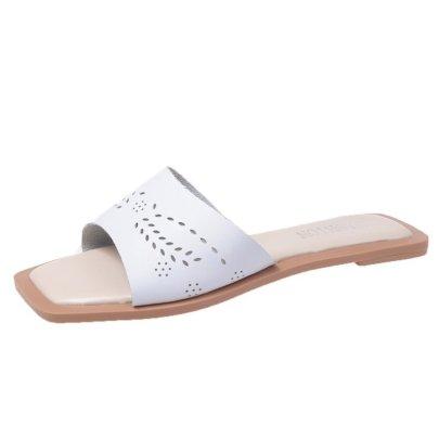 Flat Flip Flops Open Toe Sandals NSYUS62578