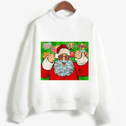 New High-neck Long-sleeved Sweater NSYKD62972