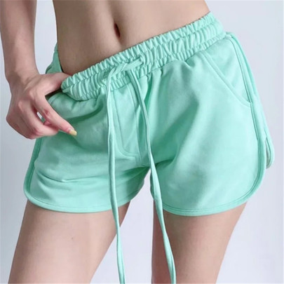 Wrapped Sports Fitness Running Hot Pants NSAC62985