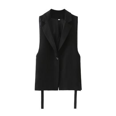 Wholesale Summer New Style Loose Slit Vest NSAM63312