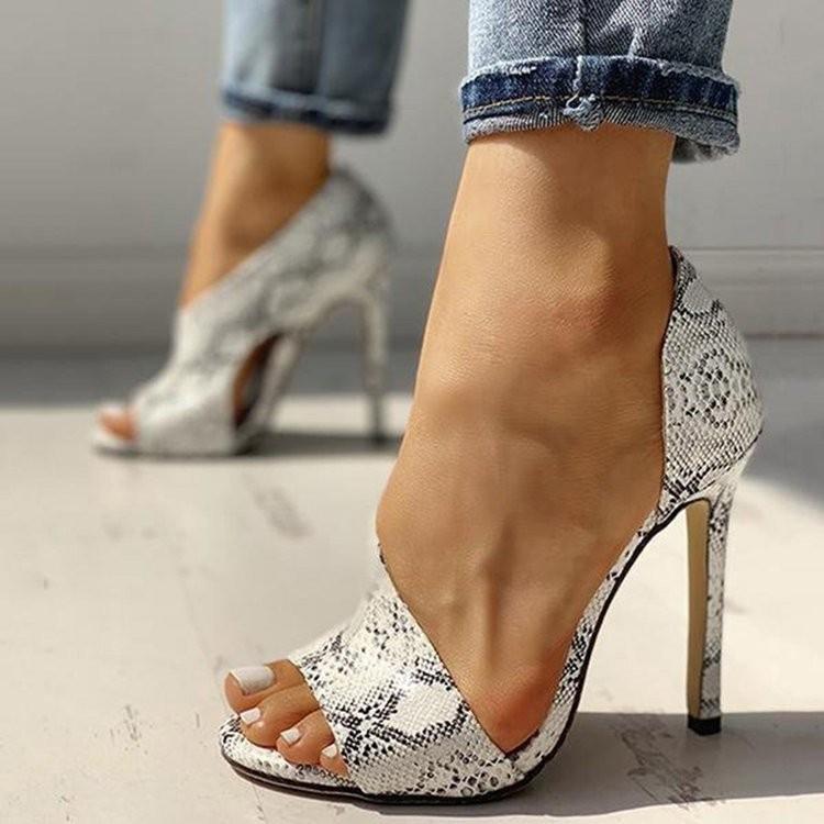 new fashion high heel sandals NSYUS63743