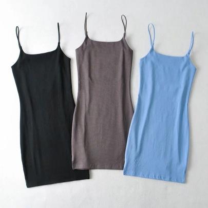 New Elastic Tight-fitting Hip Skirt  NSHS61793