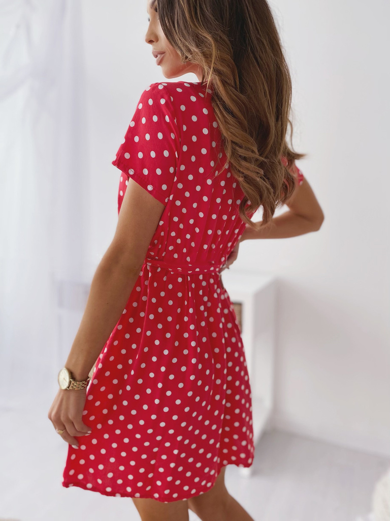 wholesale clothing vendors Nihaostyles short-sleeved slim dress NSOUY67078