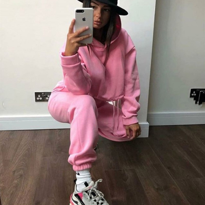 women's loose long-sleeved casual suit nihaostyles clothing wholesale NSOUY73800