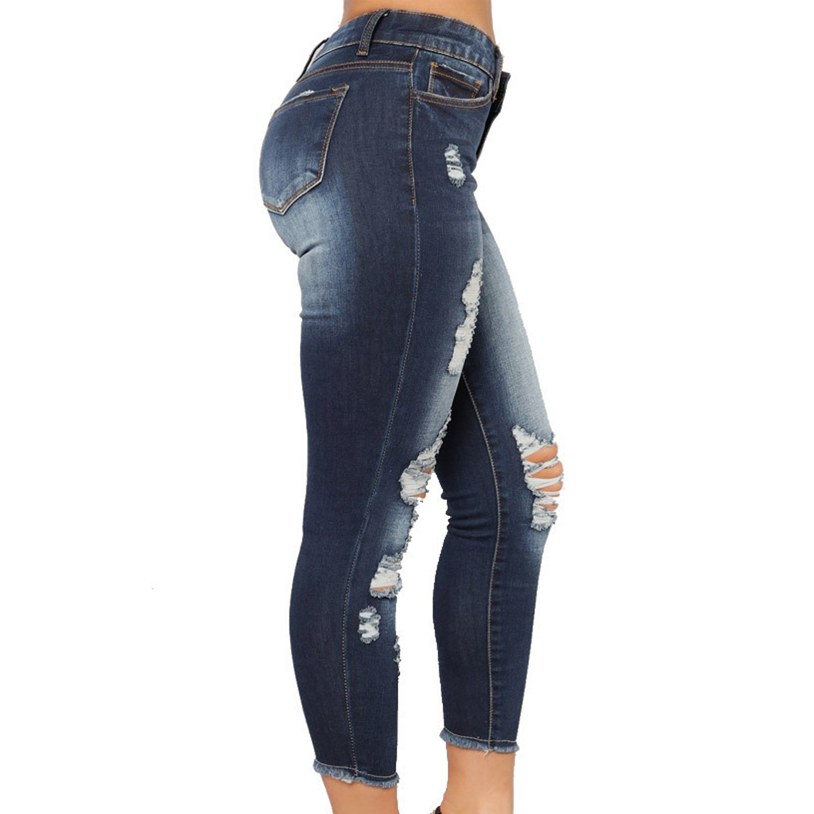 women s craft jeans nihaostyles clothing wholesale NSOUY73804